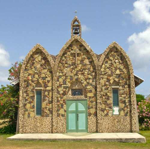 Anguilla kerkje