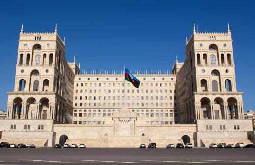 Baku, Azerbeidzjan