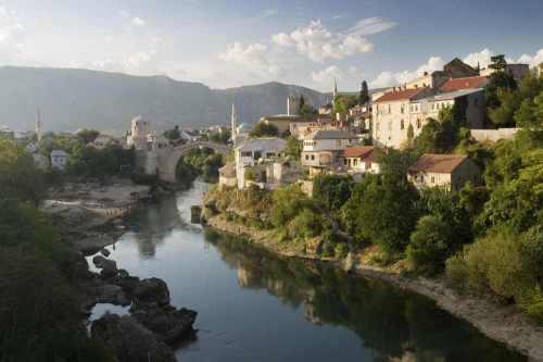 Mostar Bosnië-Herzegovina