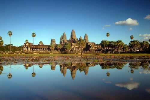 Cambodja, Angkor Wat