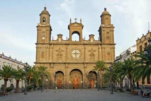 Las Palmas, Canarische eilanden