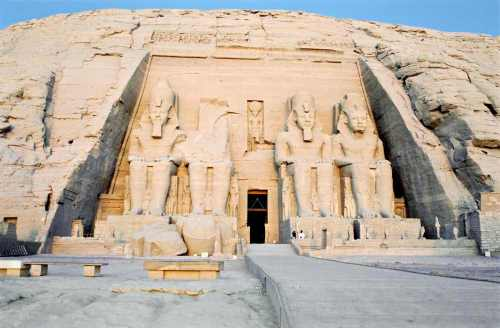 Egypte, Abu Simbel