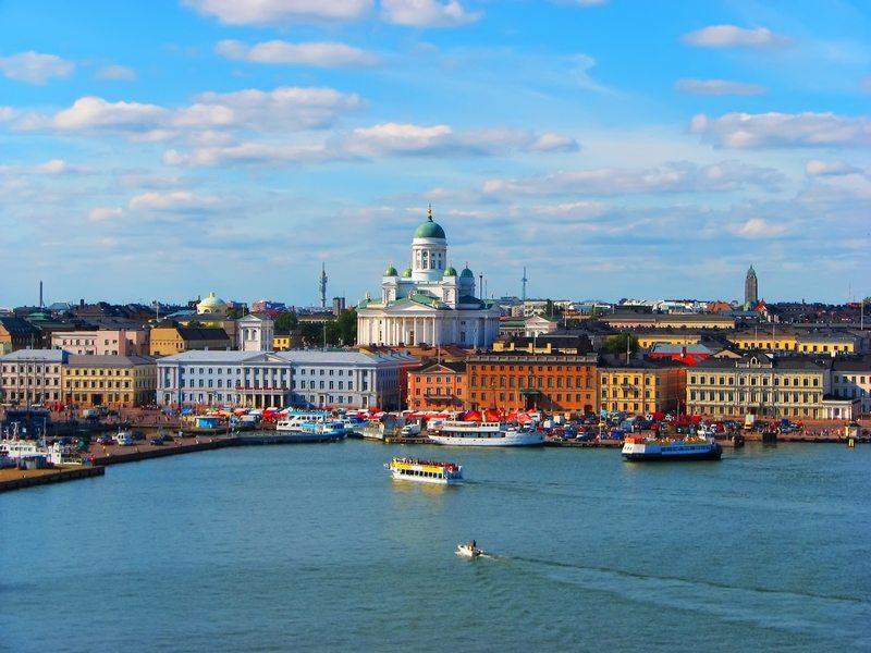 culinair in Helsinki
