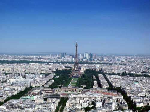 De Eiffeltoren Parijs Frankrijk