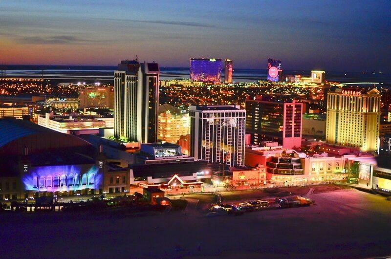 Atlantic City nachtleven