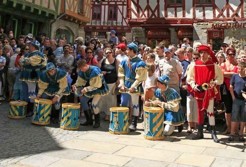 gratis evenementen in Bretagne
