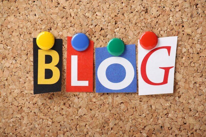 blog voor op reis