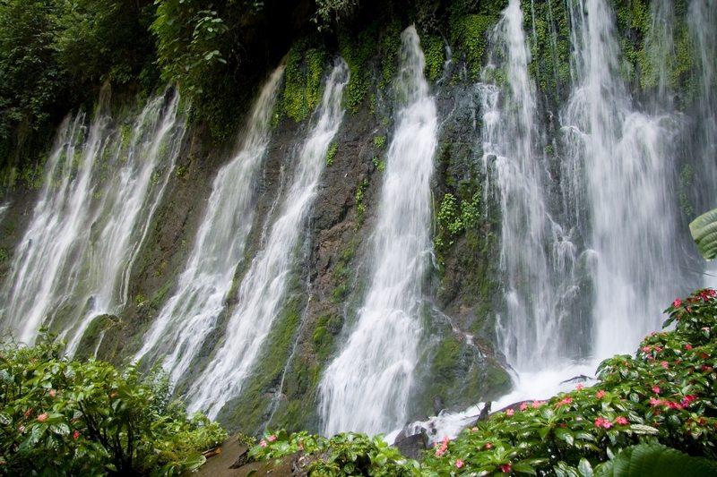Juayua Watervallen