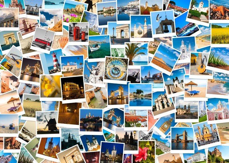 ultieme foto's voor je vakantie