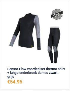 thermo ondergoed