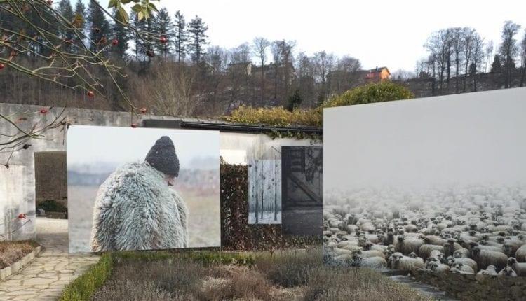 kunstenaar expositie in kasteel clervaux (1)