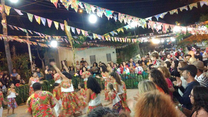 Festas Juninas carnaval