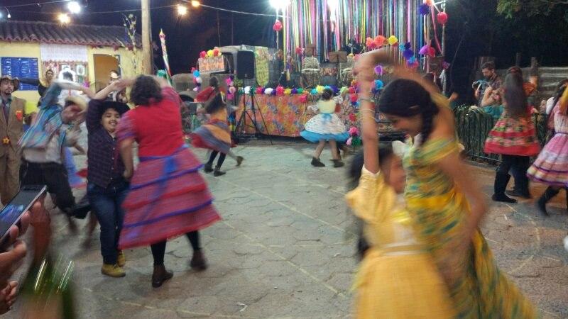 Festas Juninas in Brazilië