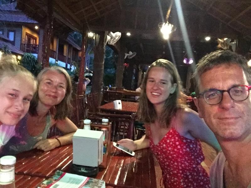 thailand verre reis op vakantie met gezin