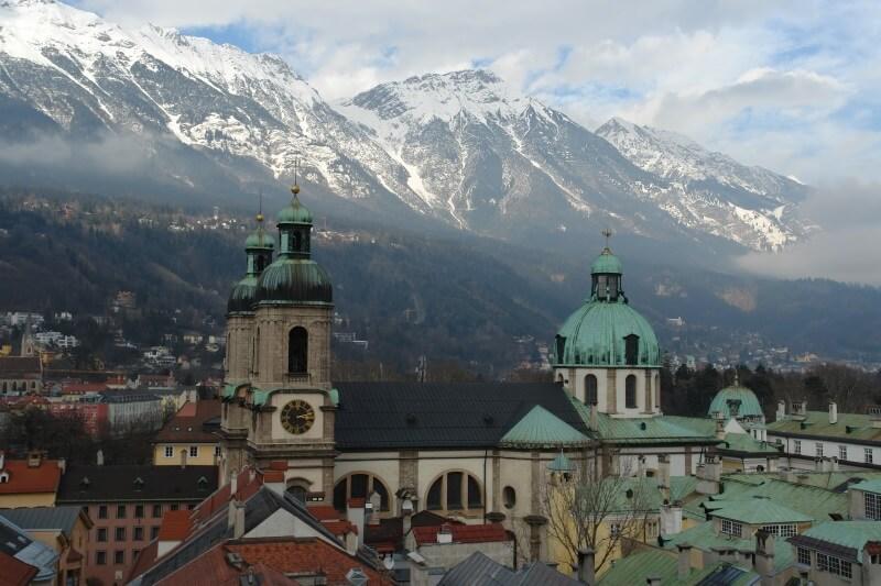Oostenrijk Innsbruck
