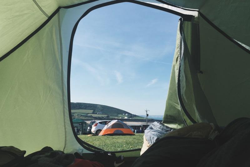 slaapzakken voor kamperen