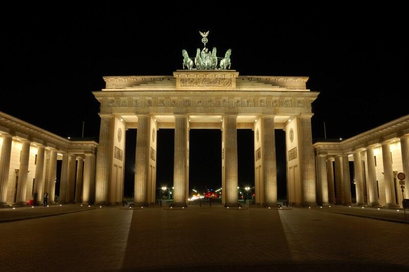 Duitsland Brandenburger Tor