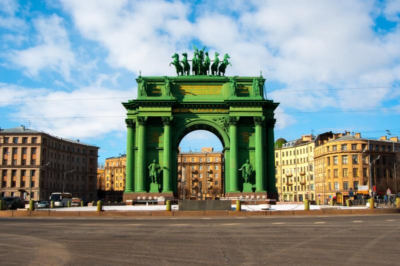 de Narva Triumphal