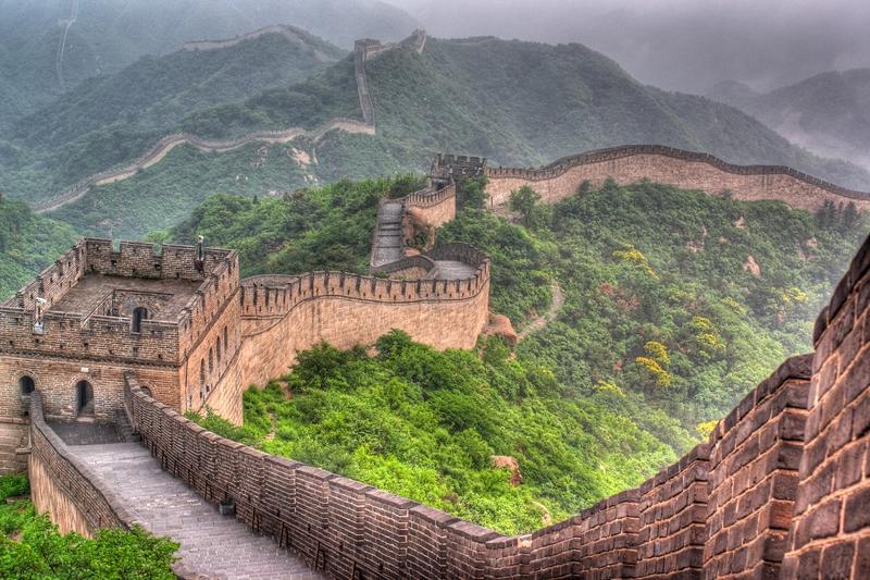 China - de Chinese Muur