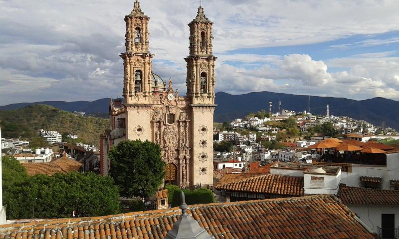 de kerk van taxco