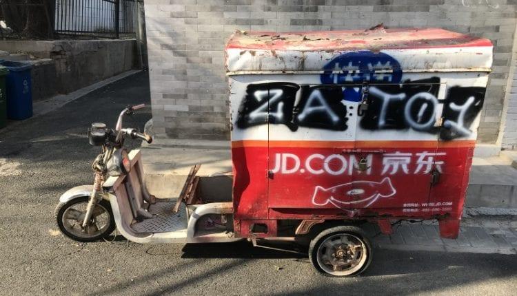 vervoermiddel in Beijing