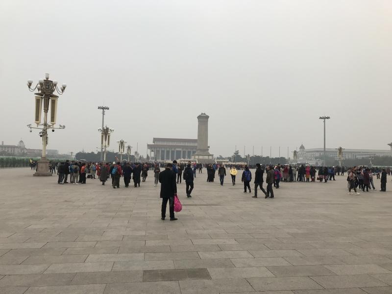 Tianan men plein