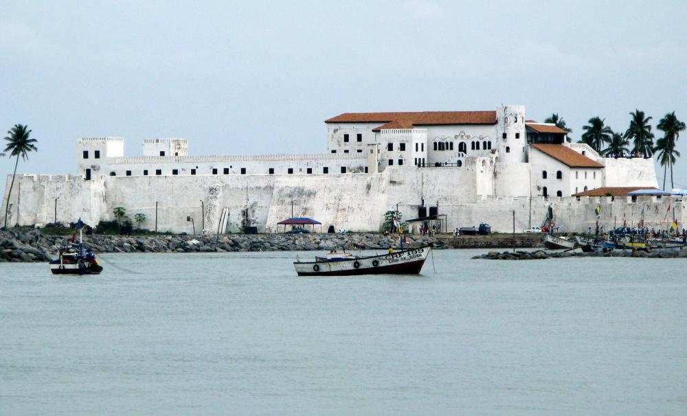 Ghana Elmina Castle Accra