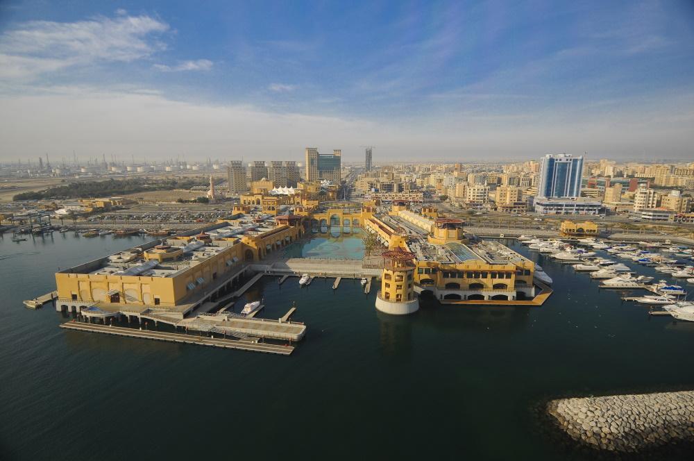Koeweit de hoofdstad Koeweit stad
