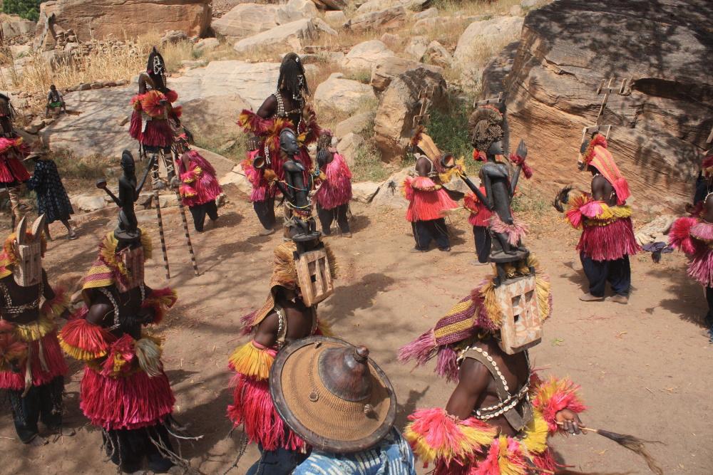 Mali dans van de Dogon