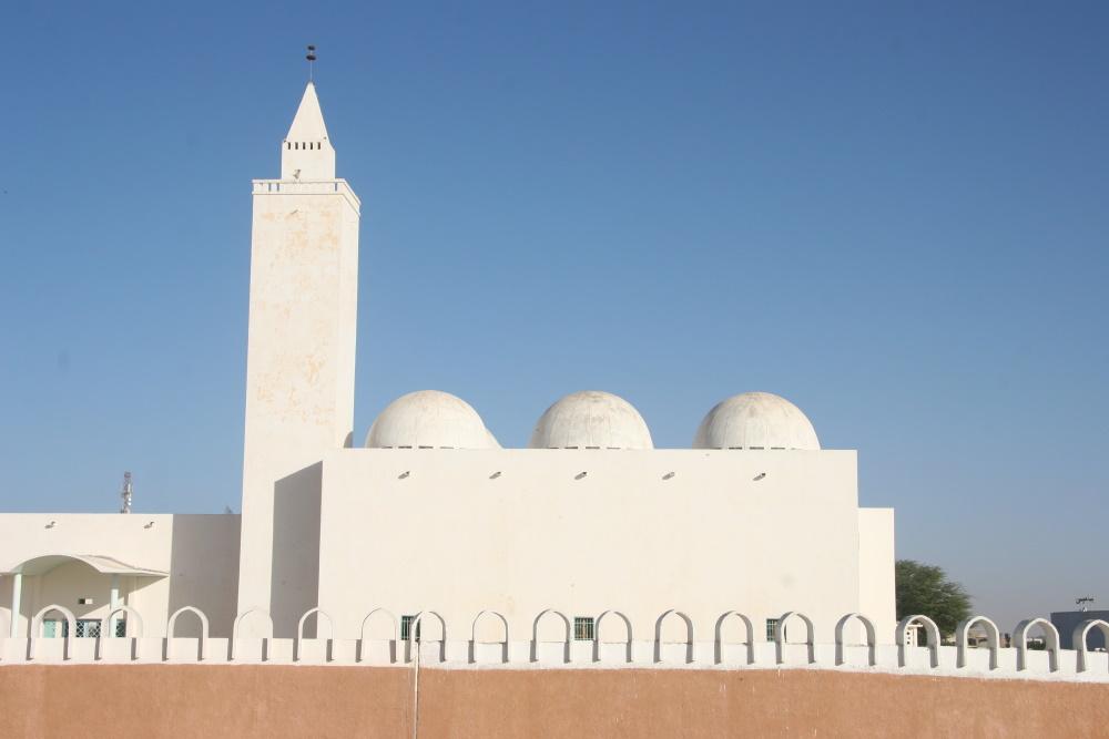 Mauretanië de moskee in Nouakchott