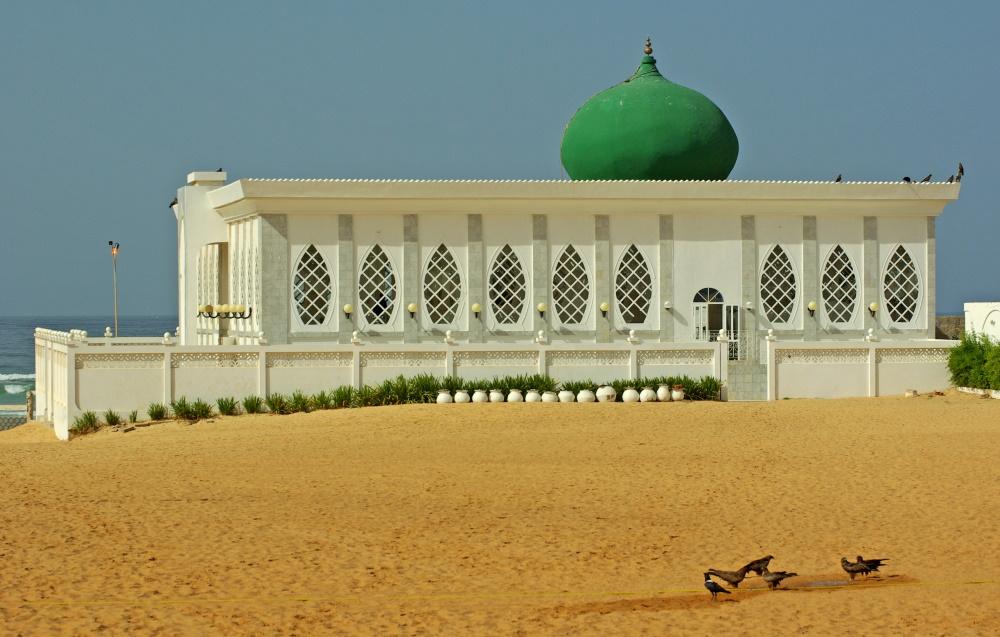 Senegal Mausoleum van Seydina Limamou Laye in Yoff