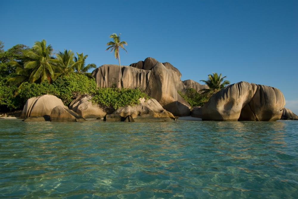 Seychellen eilanden La Digue
