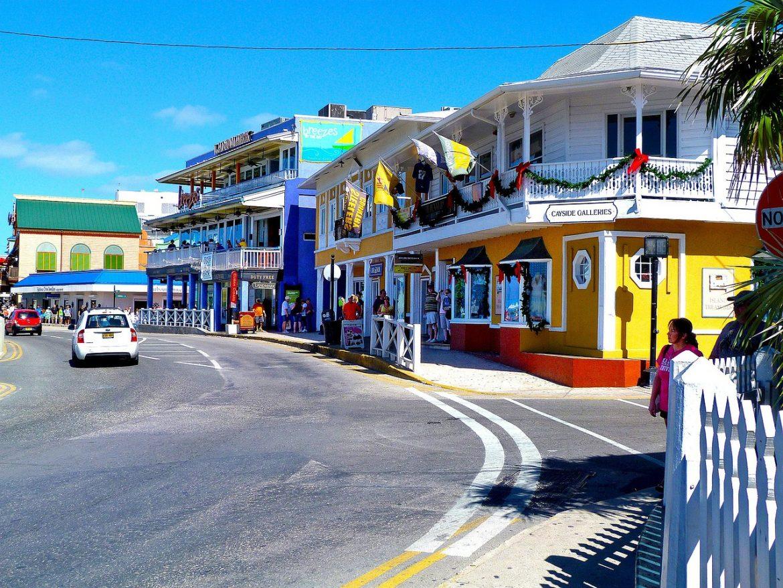 kaaiman eilanden, George town