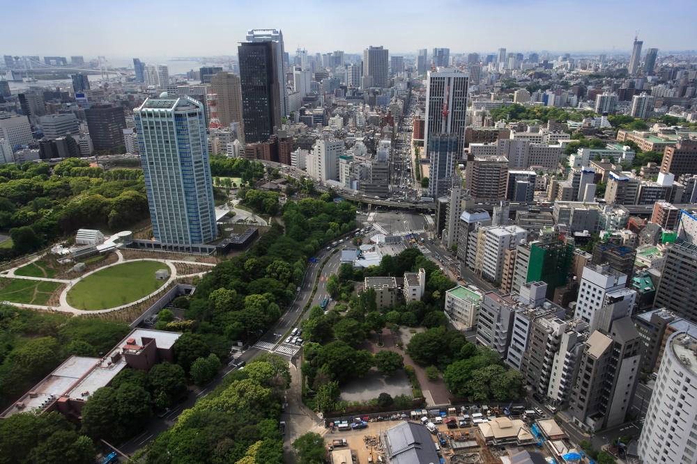 japan city of tokio