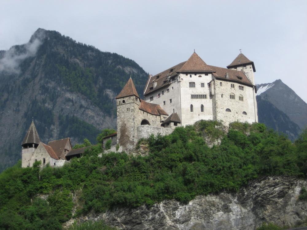 liechenstein kasteel vaduz