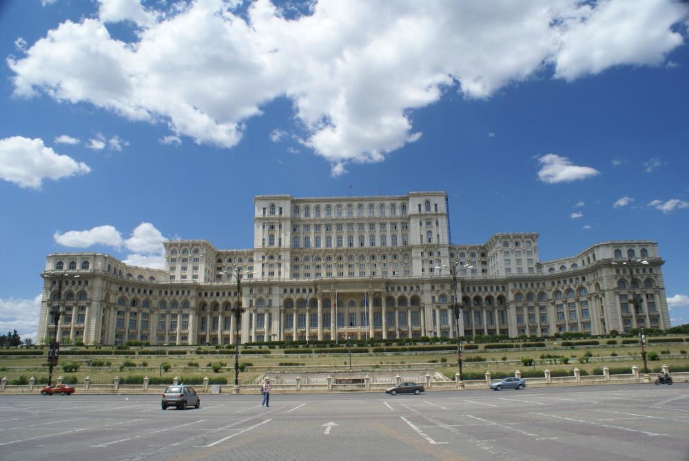 Roemenie parlement grootste gebouw wereld