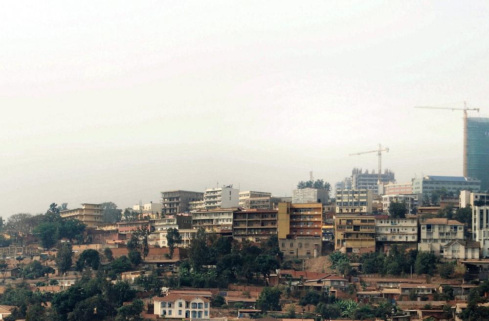 Rwanda Kigali hoofdstad