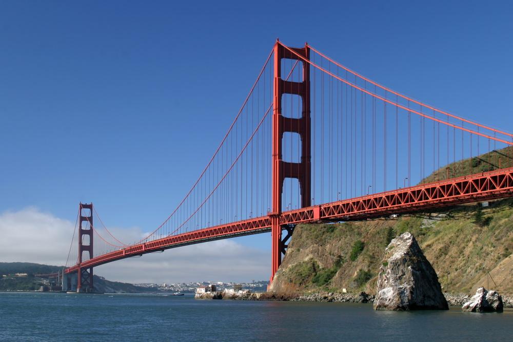 Verenigde Staten Golden Gate Bridge
